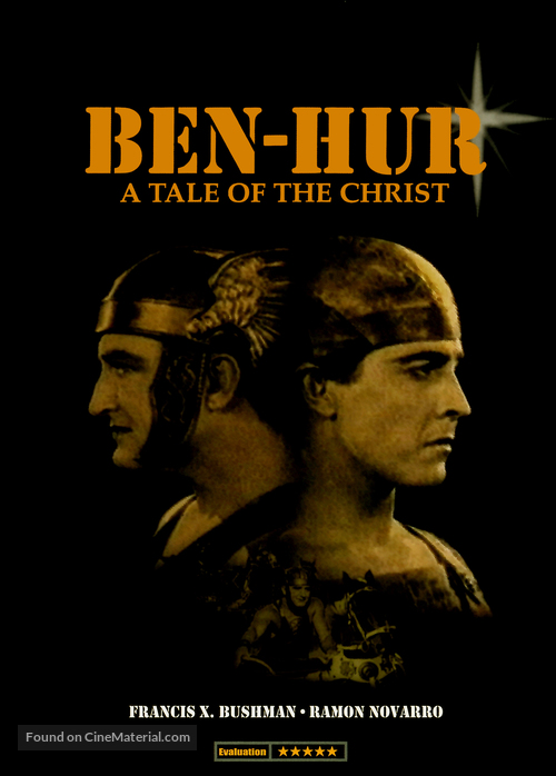 Ben-Hur - Taiwanese Movie Cover