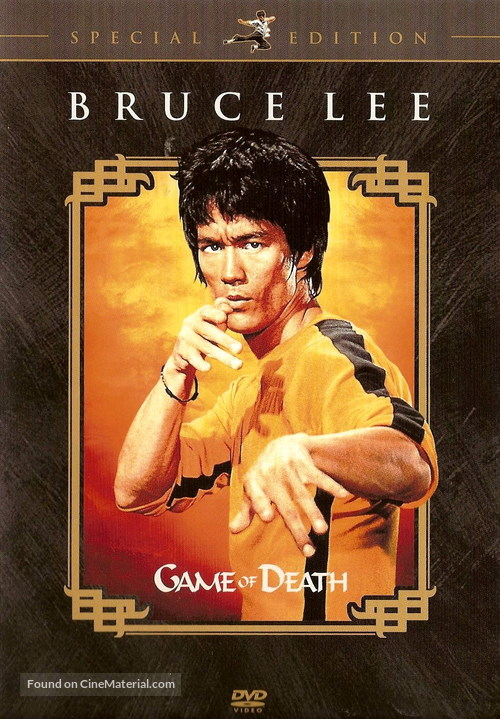Game Of Death - Movie Cover