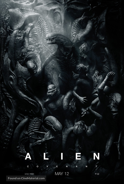 Alien: Covenant - Indian Movie Poster