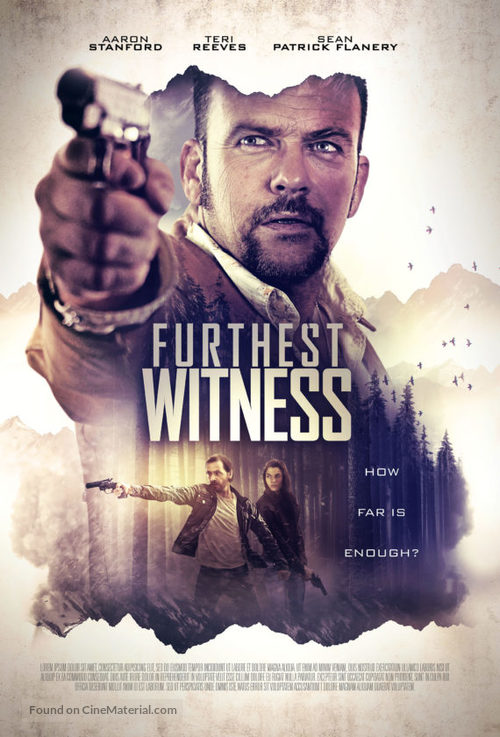 furthest witness movie poster