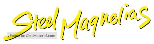 Steel Magnolias - Logo