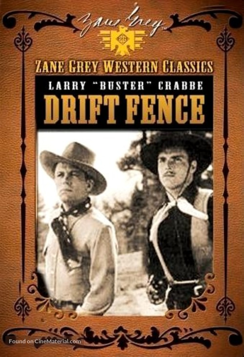 Drift Fence - DVD cover