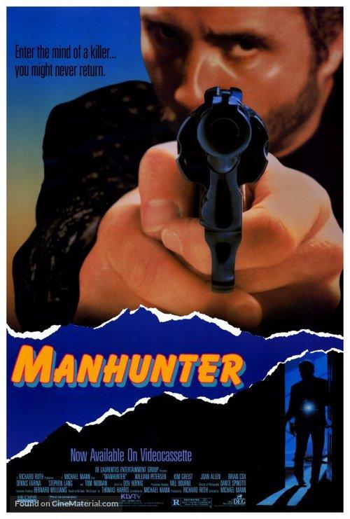 Manhunter - Movie Poster