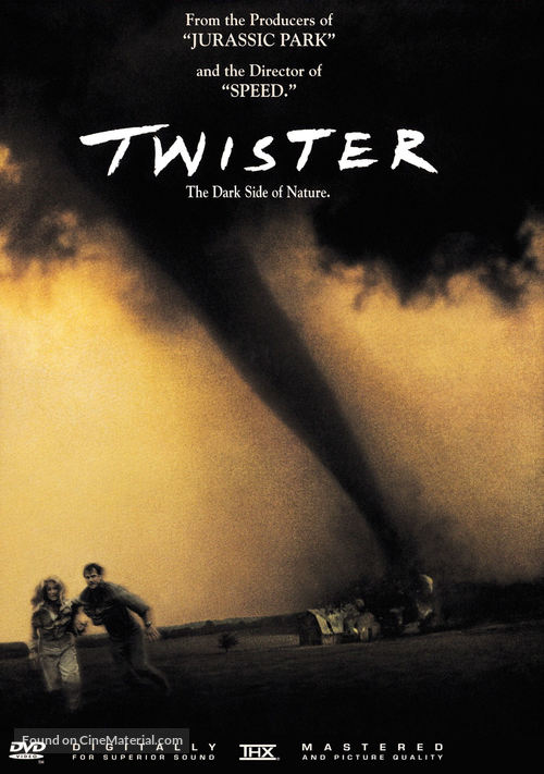Twister - DVD cover