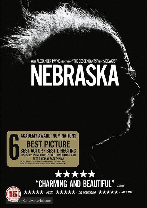 Nebraska - British Movie Cover