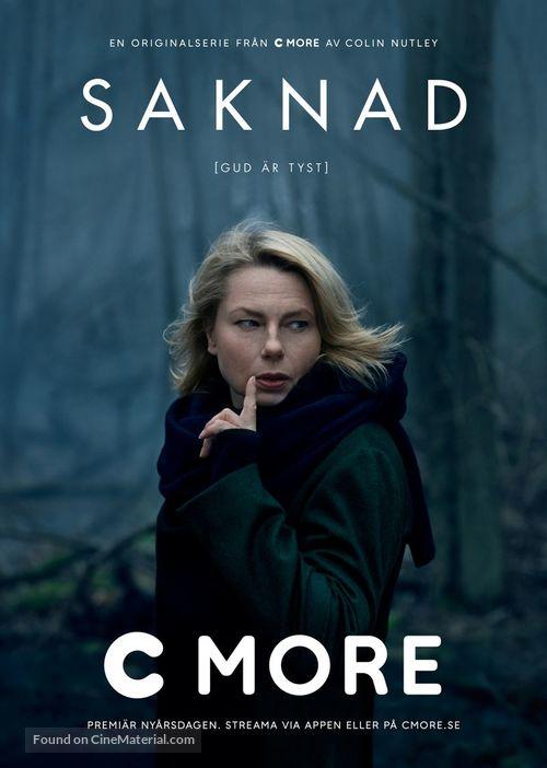 Saknad - Swedish Movie Poster