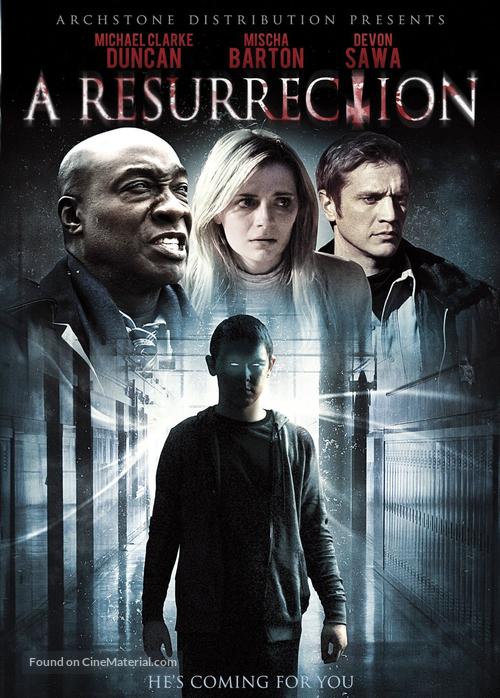 A Resurrection - DVD movie cover