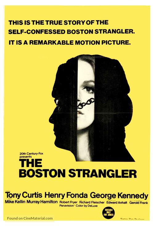 The Boston Strangler - Australian Movie Poster