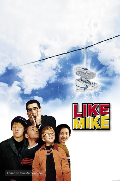 Like Mike - Movie Poster