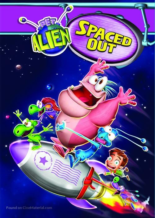 """Pet Alien"" - DVD movie cover"