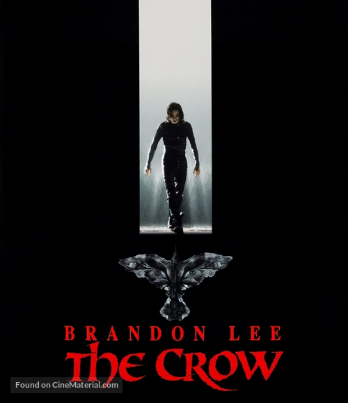 The Crow - German Movie Cover