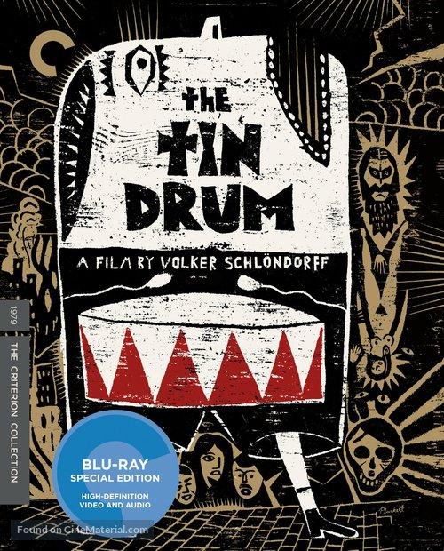 Die Blechtrommel - Blu-Ray movie cover
