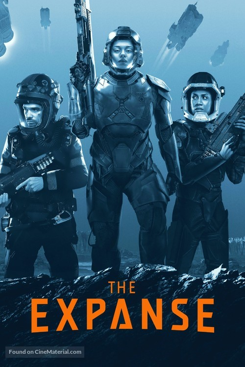 """""""The Expanse"""" - Movie Cover"""