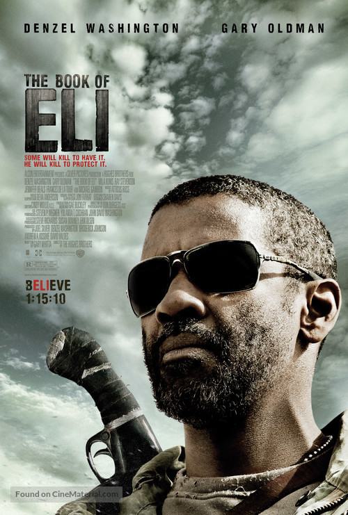 The Book of Eli - Movie Poster