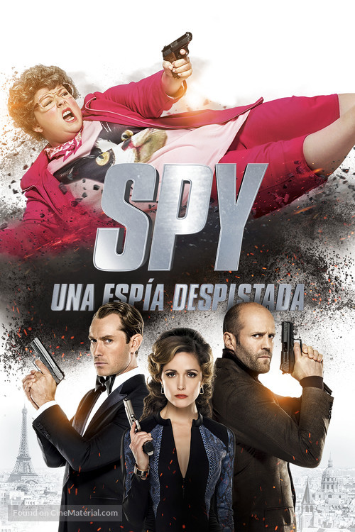 Spy - Argentinian Movie Poster