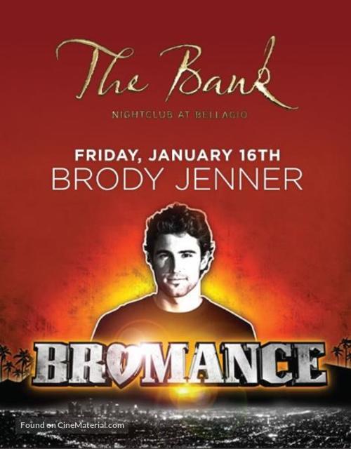 """Bromance"" - Movie Poster"