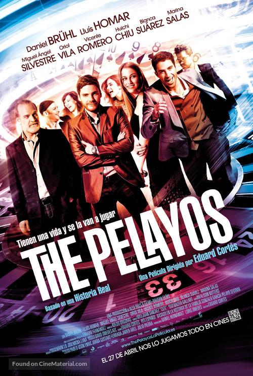 The Pelayos - Spanish Movie Poster