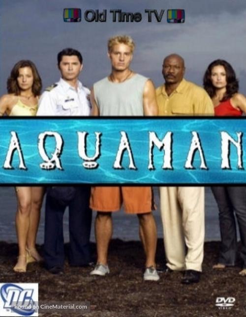 Aquaman - Movie Cover