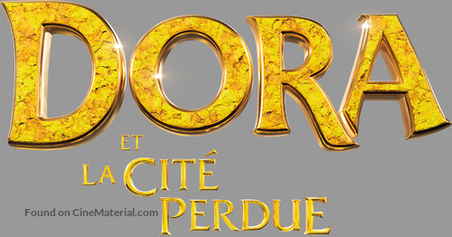 Dora and the Lost City of Gold - French Logo