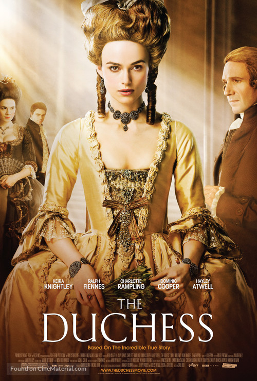 The Duchess - Movie Poster