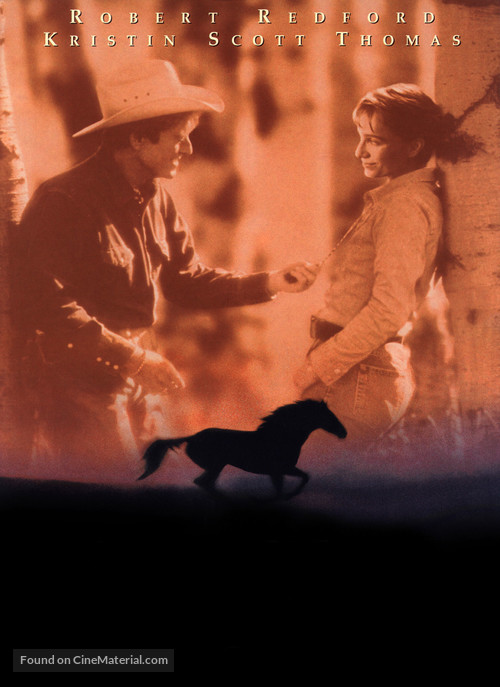 The Horse Whisperer - Key art