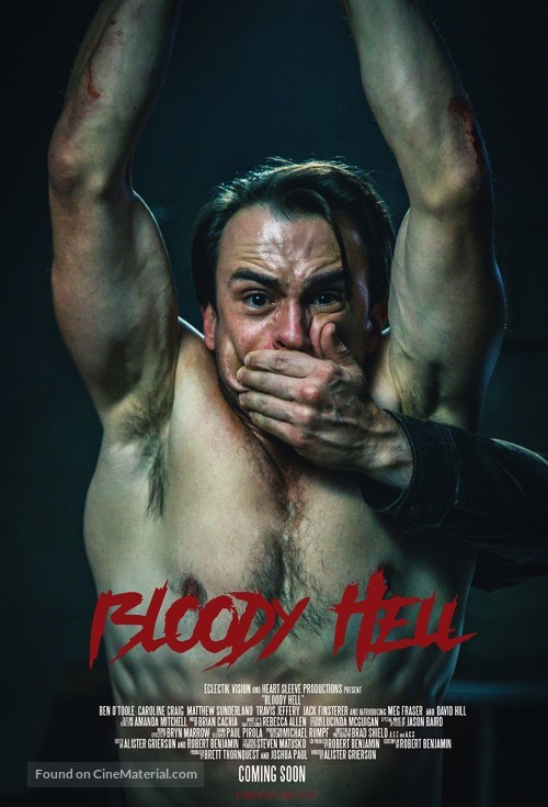 Bloody Hell - Poster