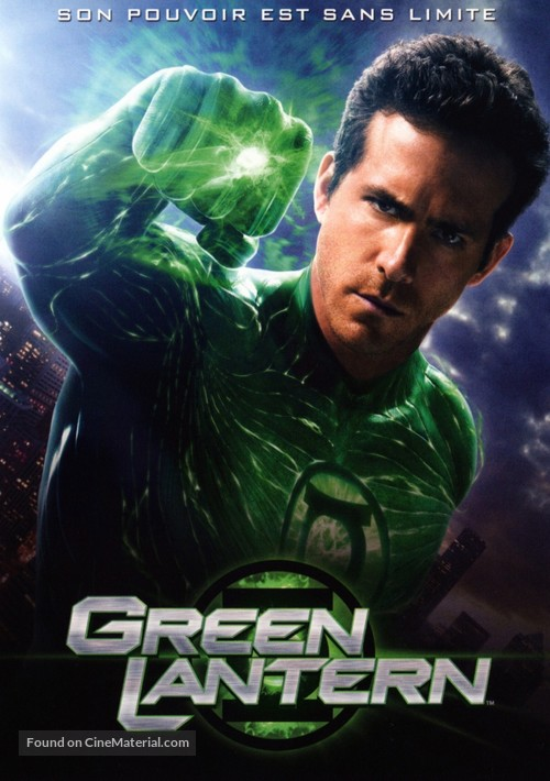 Green Lantern Movie Cover