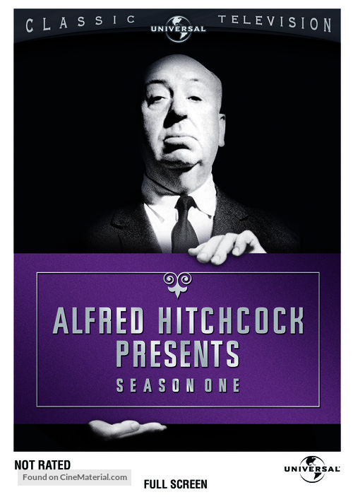 """""""Alfred Hitchcock Presents"""" - Movie Cover"""