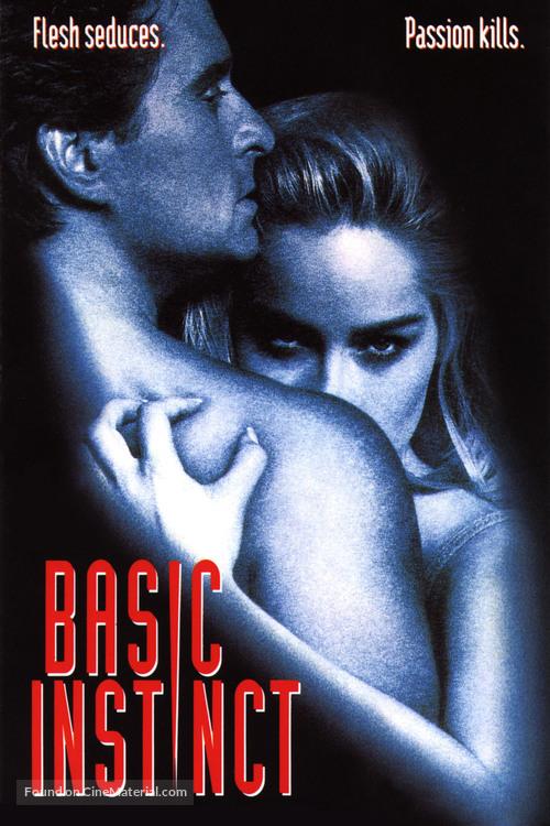 Basic Instinct 1992 Movie Cover