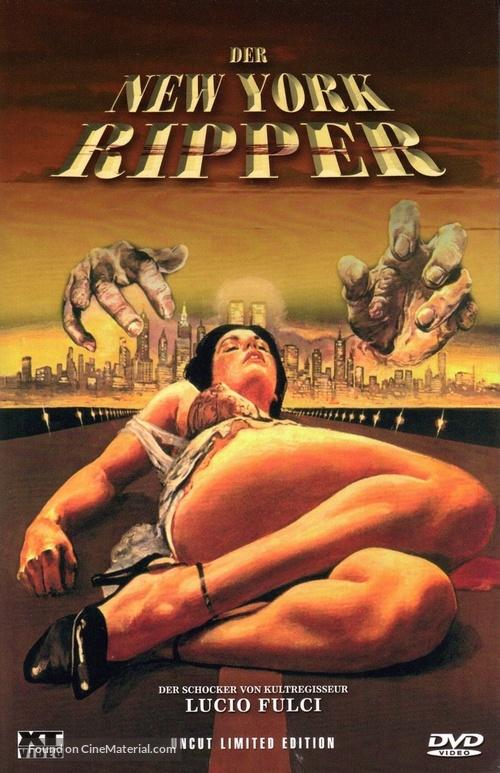 Lo squartatore di New York - Austrian DVD movie cover