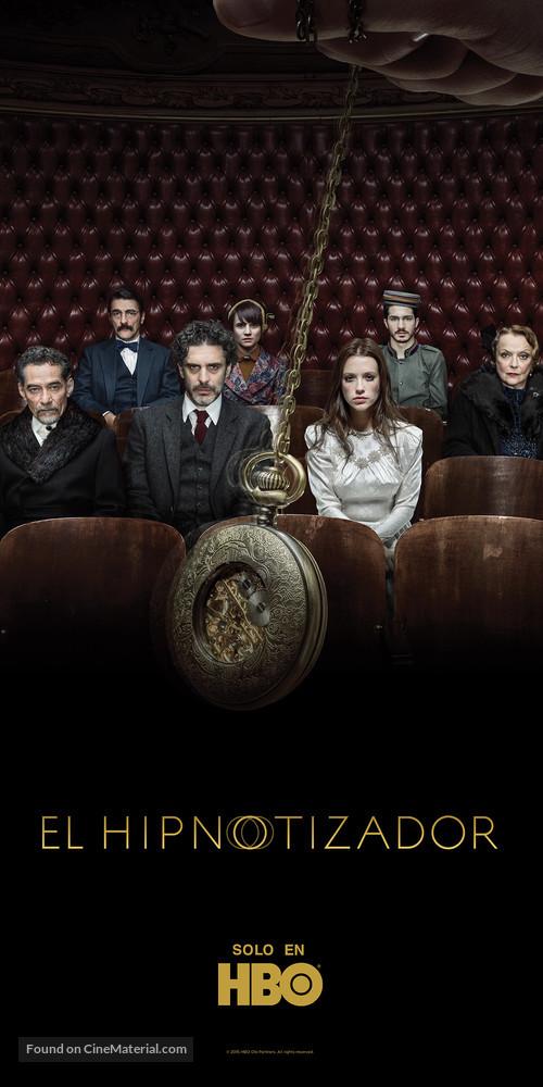 """""""El hipnotizador"""" - Movie Poster"""