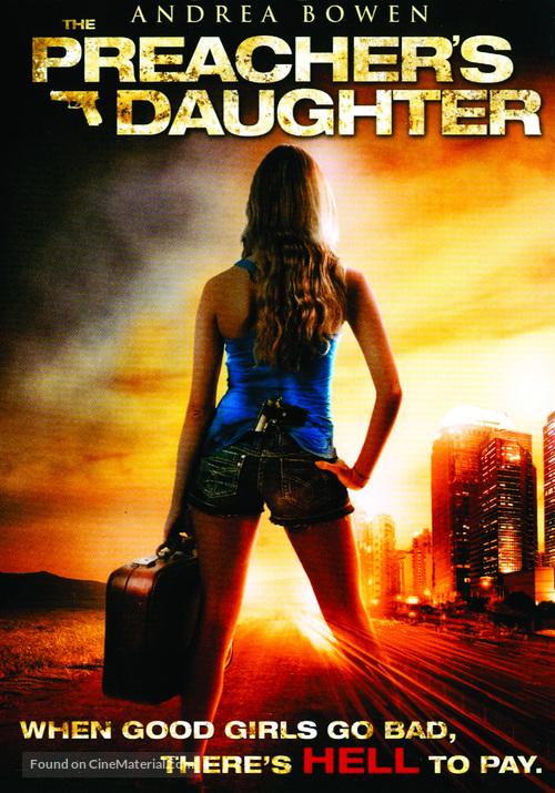 The Preacher's Daughter - DVD movie cover