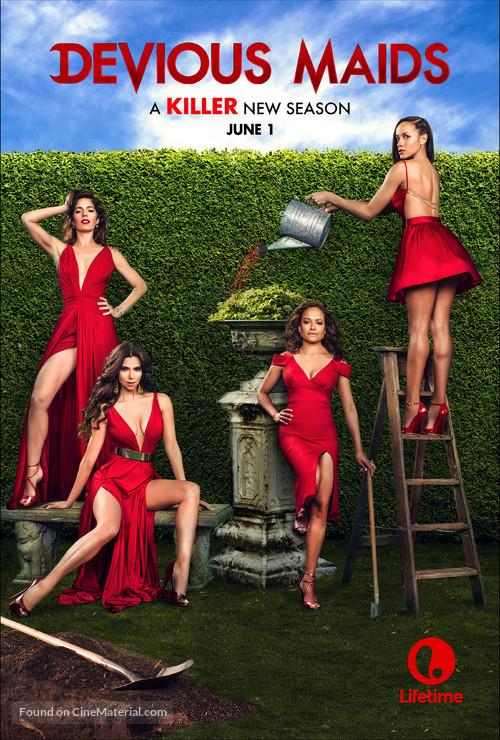 """Devious Maids"" - Movie Poster"