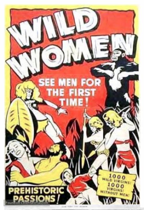 Wild Women - Movie Poster