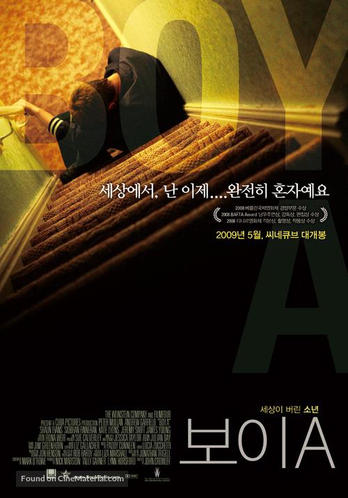 Boy A - South Korean Movie Poster