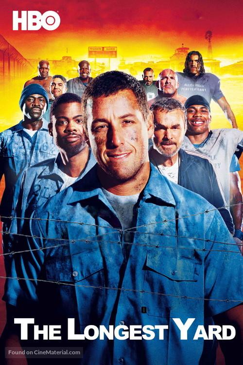 The Longest Yard - Movie Poster