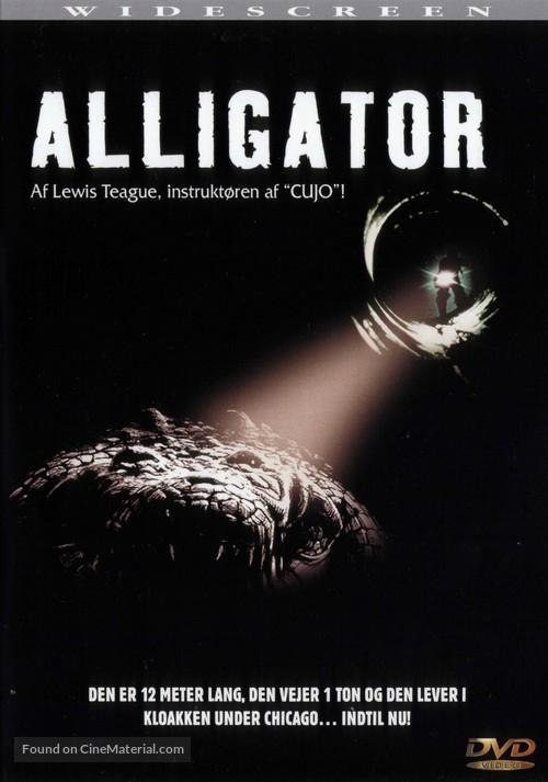 Alligator - Danish Movie Cover
