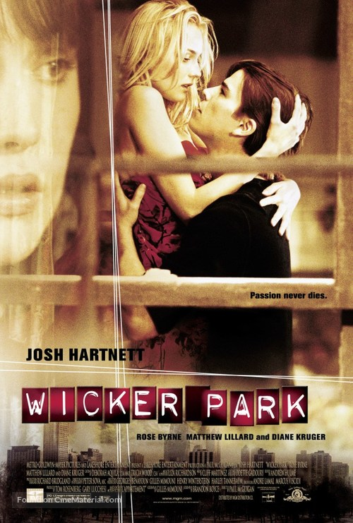 Wicker Park - Movie Poster