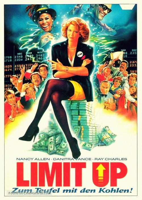 Limit Up - German Movie Poster