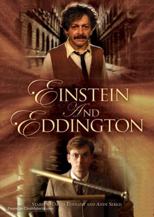 Einstein and Eddington - British Movie Poster