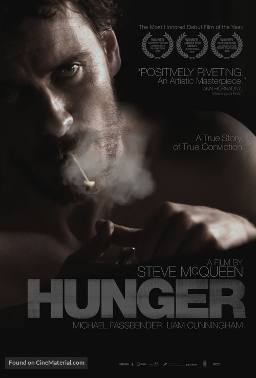 Hunger - Movie Poster
