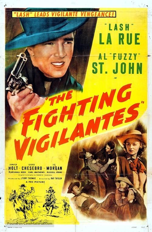 The Fighting Vigilantes - Movie Poster