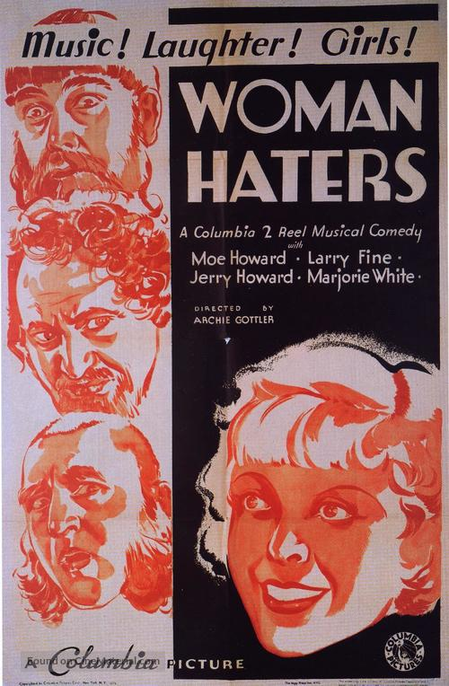 Woman Haters - Movie Poster