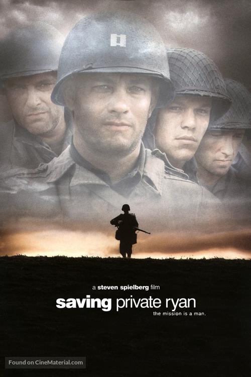 Saving Private Ryan - Movie Cover