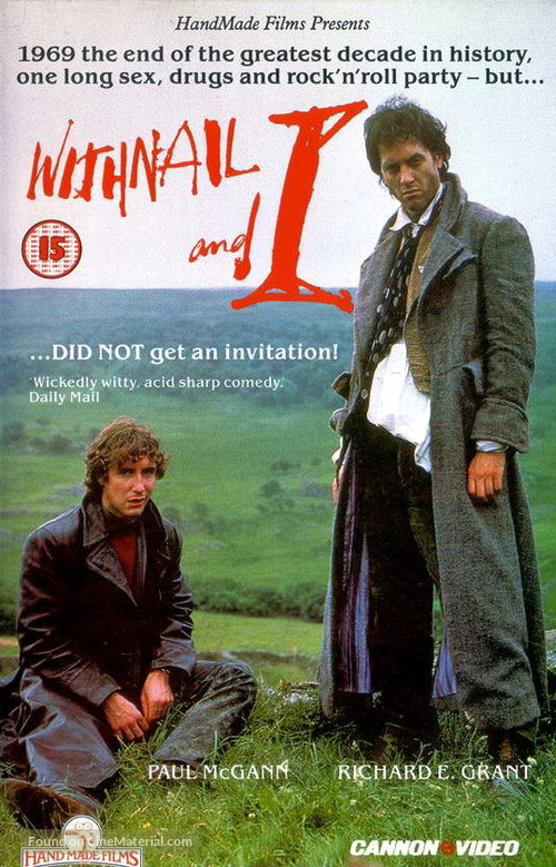 Withnail & I - British Movie Cover