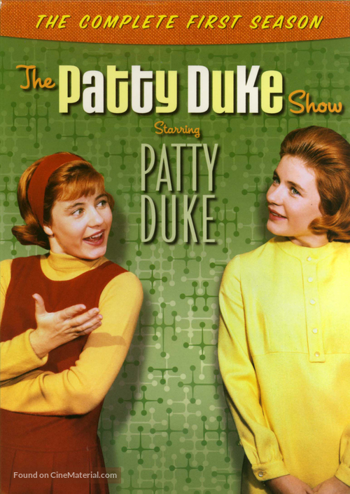 """The Patty Duke Show"" - DVD movie cover"