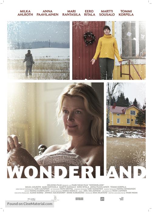 Joulumaa - British Movie Poster