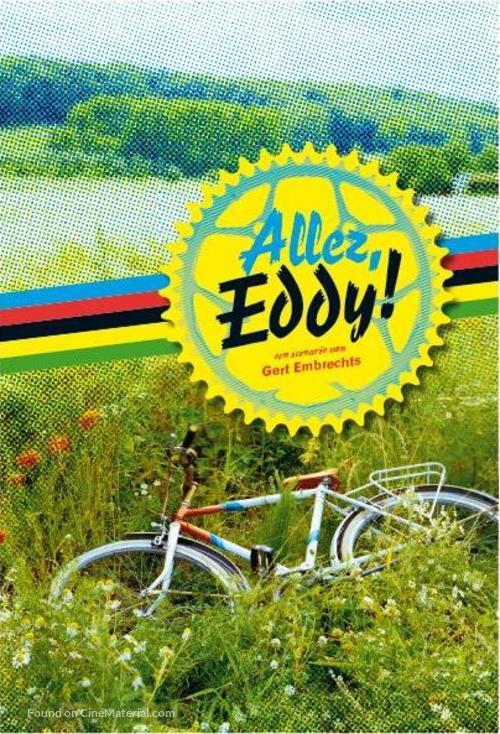Allez, Eddy! - Belgian Movie Poster