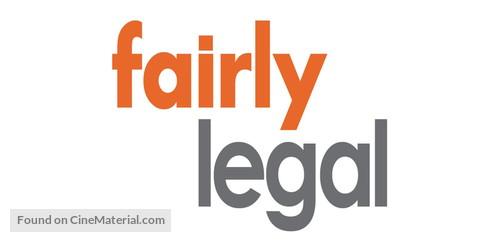 """Fairly Legal"" - Logo"