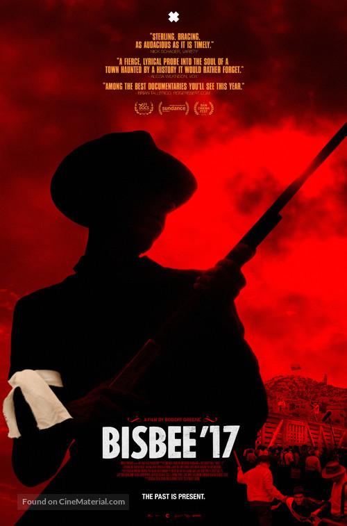 Bisbee '17 - Movie Poster